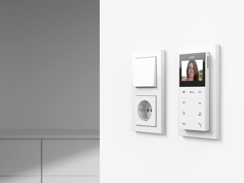 gira t rsprechanlagen konfigurieren einfach und komfortabel. Black Bedroom Furniture Sets. Home Design Ideas